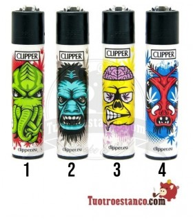Clipper Colección Alemania Weed Monster