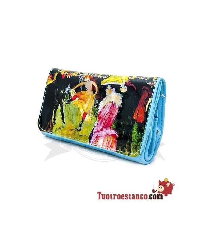 Porta Tabaco Roll Master Jane en Moulin Rouge