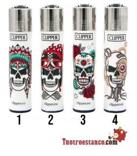 Clipper Alemania Skulls 11
