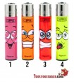 Clipper Colección Alemania Eyes Faces