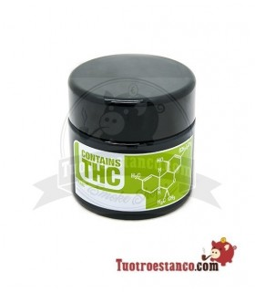 Bote cristal UV Screw Top THC