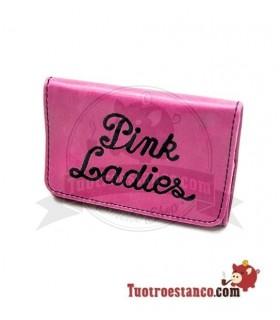 Porta Tabaco Piel Mini La siesta Pink Ladies