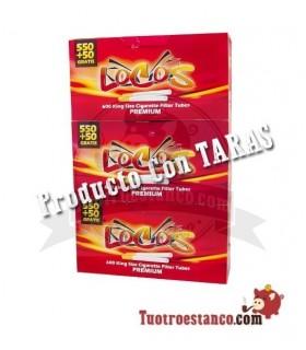 Tubos Locos Pack 3 - 1800 Tubos*