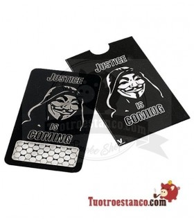 Grinder Tarjeta Anonymous