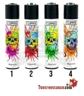 Clipper Heavy Skulls
