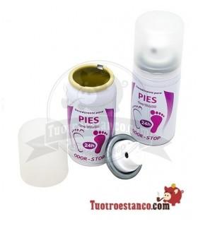 Bote metálico camuflaje Desodorante