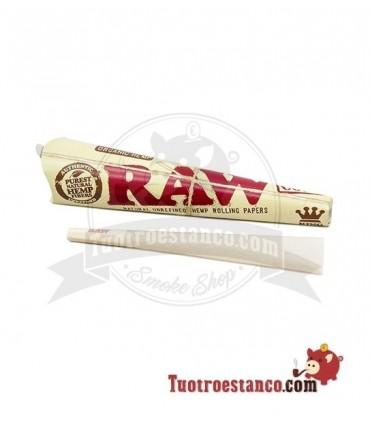 Conos Raw King Size Orgánicos 3 unidades