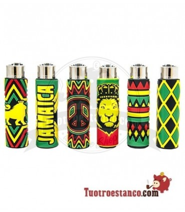 Clipper + Funda Silicona Jamaica 2