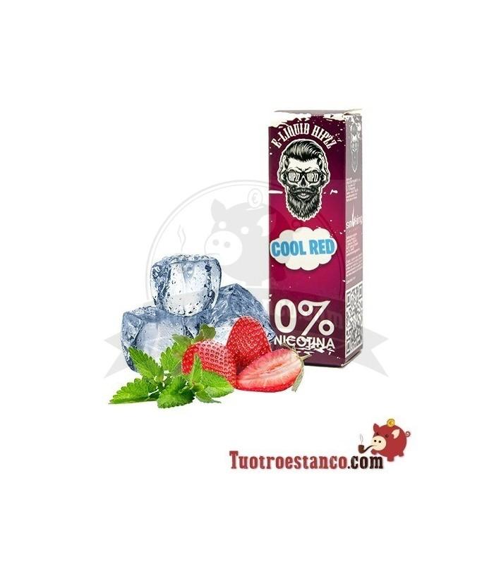 Líquidos Hipzz Cool Red 10 ml