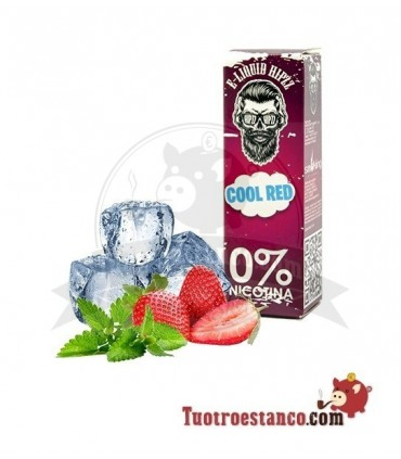 Líquidos Hipzz Cool Red 10 ml