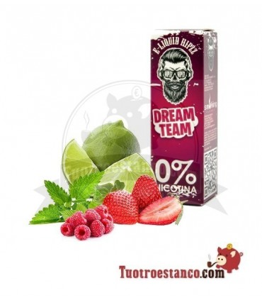 Líquidos Hipzz Dream team 10 ml