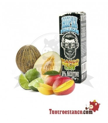 Líquidos Hipzz Mango, Melón y Lima 10 ml