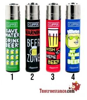 Clipper Happy Beer