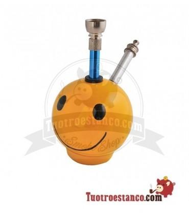 Bong de cerámica Happy Face 10 cm