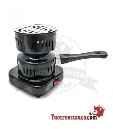 Hornillo Eléctrico 1000w Negro