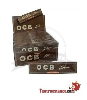 Ocb Slim virgin (1x100)