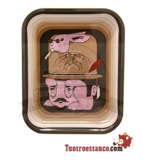 Tray RAW Jeremy Fish 27,5 x 34,5 cm