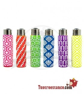 Clipper + Funda silicona Geometric 2
