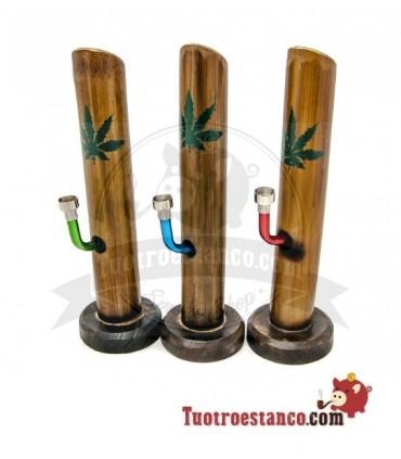 Bong Bamboo Hoja 29 cm