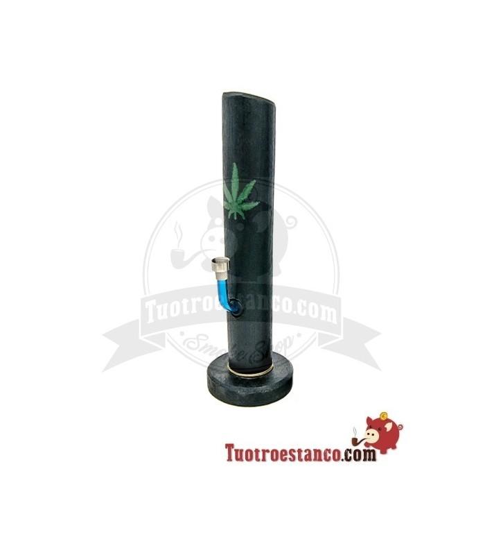 Bong Bamboo Hoja 35 cm