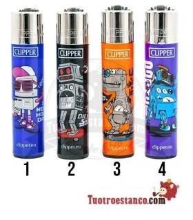 Clipper colección Francia Robot