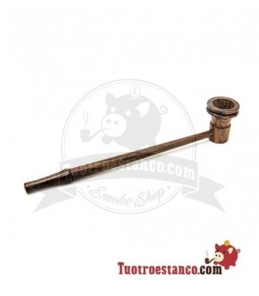 Pipa de Madera Rose 18 cm