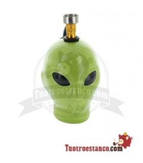 Bong de cerámica Alien 10 cm
