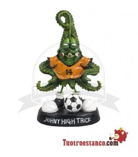 Figura poliresina Johny High Trick