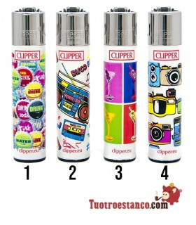 Clipper Colección Portugal Pop Art 2