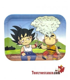 Bandeja Bambú Dragon Ball 33 x 25,5 cm