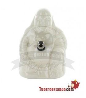 Bong Cerámica Buddha 16 cm