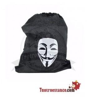 Mochila Tela Anonymous