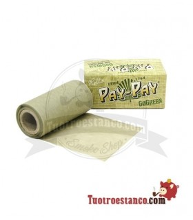 Papel Pay-pay Alfalfa verde Rollo 5 m