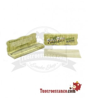 Papel Pay-pay Alfalfa verde 70 mm