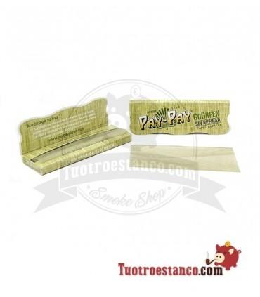 Papel Pay-pay Alfalfa verde de 70 mm