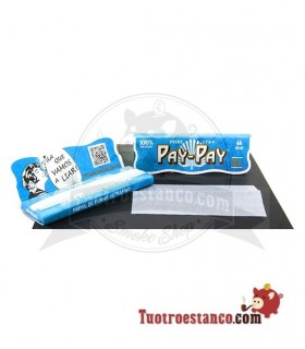 Papel Pay-Pay Azul Nº8 de 70 mm