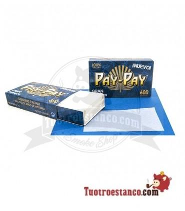 Papel Pay-Pay Bloc 600 de 78 mm