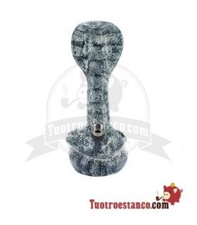 Bong Cerámica Cobra 23 cm