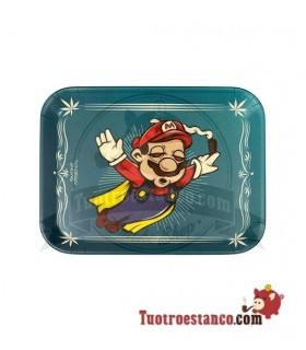 Bandeja Bambú Powered Up Mario 19 x 15 cm