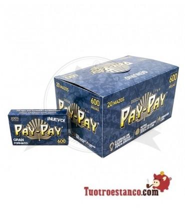 Papel Pay-Pay Bloc 600 de 78 mm - 20 libritos