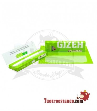 Papel Gizeh Extra Slim de 68 mm