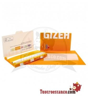 Papel Gizeh Extra fino Doble Ventana de 68mm