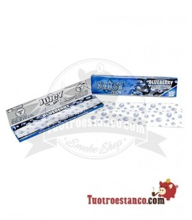 Papel Juicy Jay sabor Arándanos King Size 110 mm