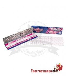 Papel Juicy Jay  King Size 110  mm sabor Chicle