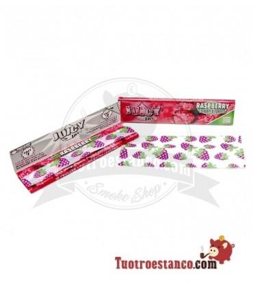Papel Juicy Jay sabor Frambuesa King Size 110 mm