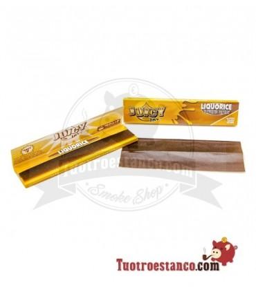 Papel Juicy Jay sabor Regaliz King Size 110 mm