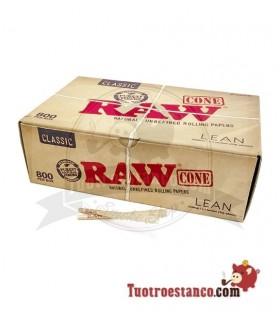 Display Conos Raw King Size - 800 unidades