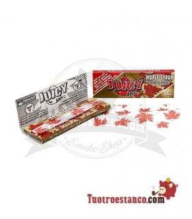 Papel Juicy Jay sabor Sirope de Arce 1 1/4 78 mm