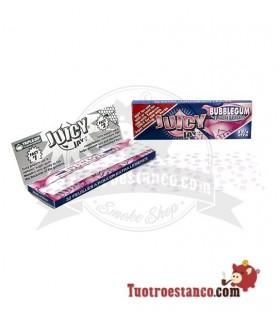 Papel Juicy Jay 1 1/4 78 mm sabor Chicle
