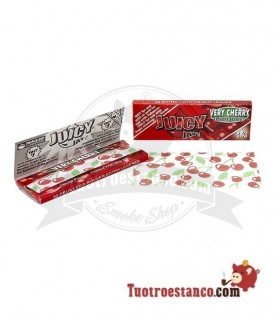 Papel Juicy Jay sabor Cereza 1 1/4 78 mm